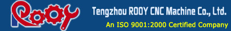 Tengzhou ROOY CNC Machine Co., Ltd.