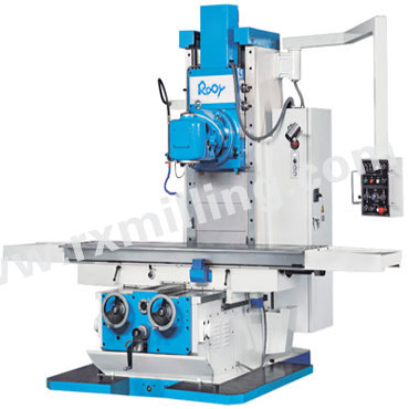 X715 bed-type milling machine