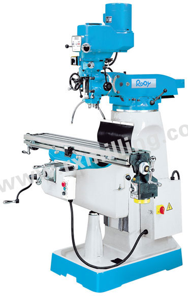 RX25A milling machine