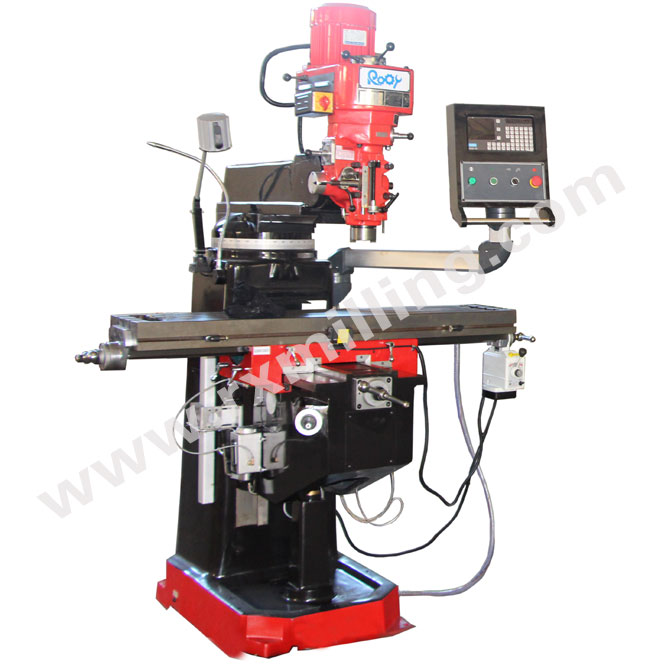4S vertical milling machine