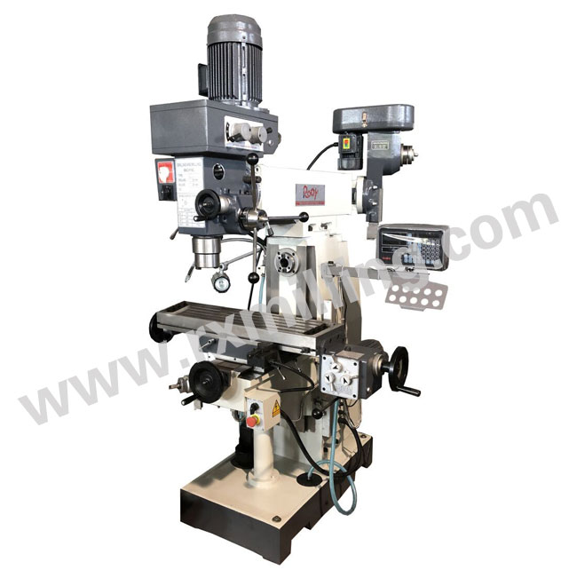 ZX7550CW drilling milling machine