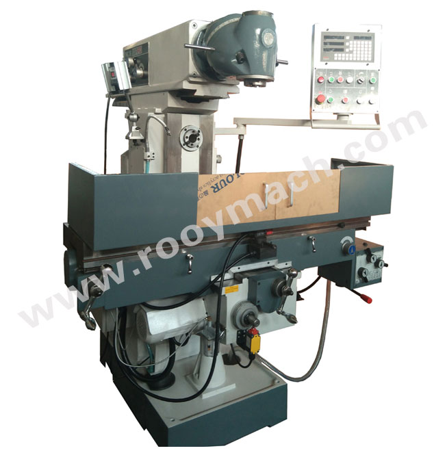 X6432 swivel head universal milling machine