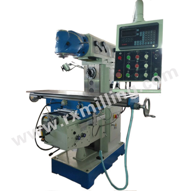 X6236B universal swivel head milling machine