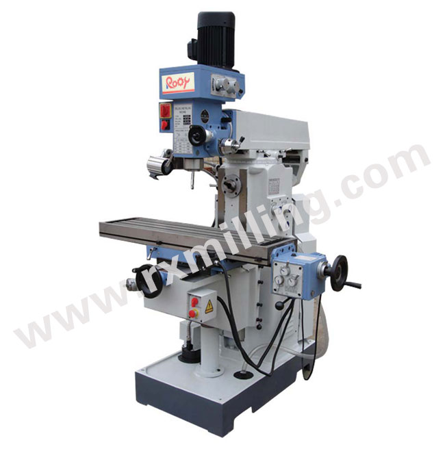 ZX6350C drilling milling machine